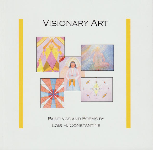 Visionary Art book cover
